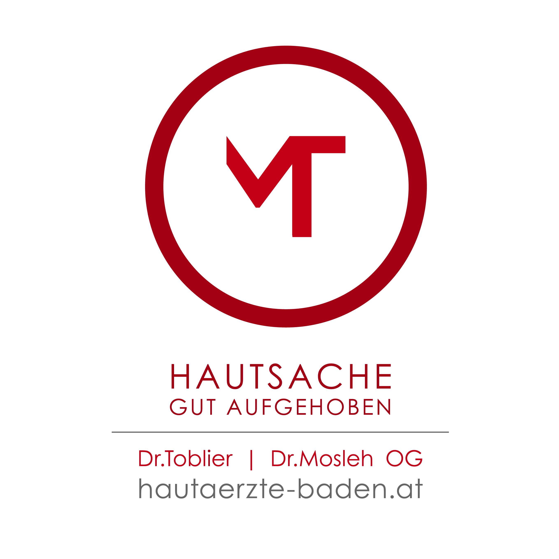 Hautärzte Baden Logo
